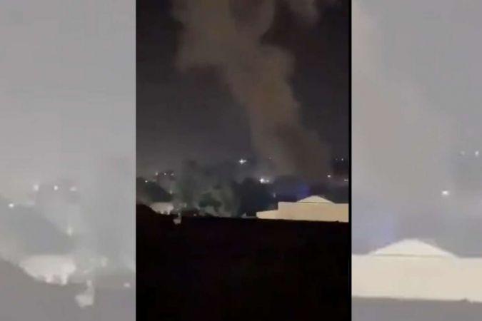 Kabil'de üçüncü patlama