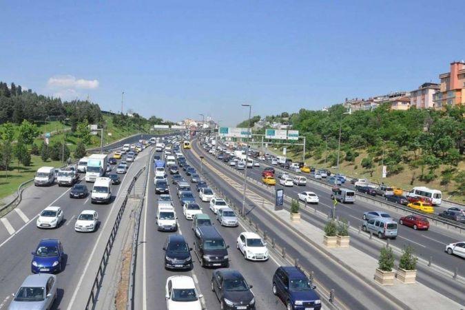 Temmuz ayında 116 bin taşıtın trafiğe kaydı yapıldı