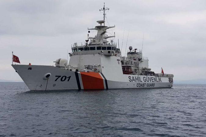 Termal kamera ile tespit edilen 204 kaçak göçmen yakalandı