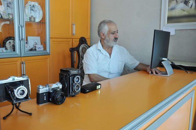 Stüdyo fotoğrafçılığı gelişen teknoloji karşısında direniyor