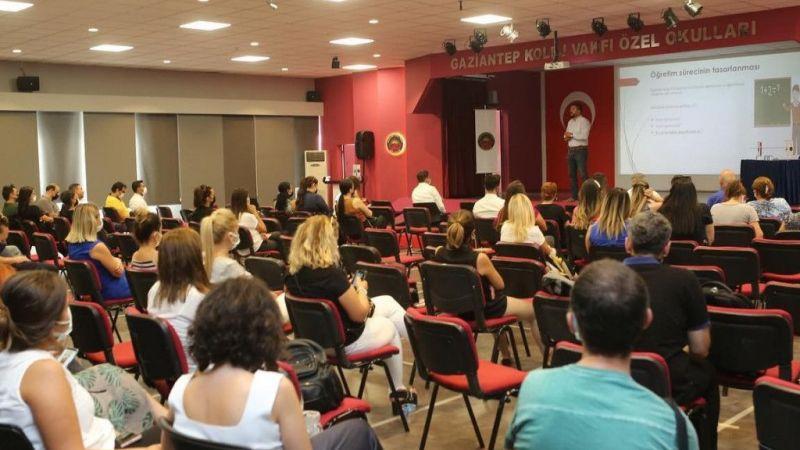 GKV'de uzaktan eğitimde geri bildirim ve etkili ders tasarımı semineri