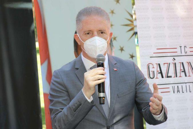 Gaziantep Valisi Gül: Aşı olmamış yüzbinlerce hemşehrimiz var