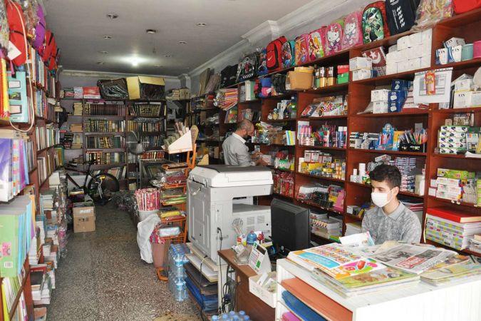 Zincir marketlerde kırtasiye ürünleri satılmasın!