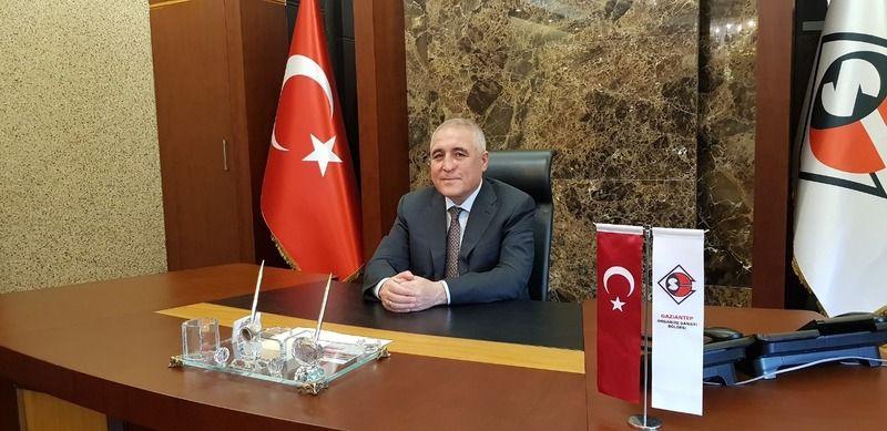 Gaziantep OSB Başkanı Cengiz Şimşek'ten Zafer Bayramı mesajı: