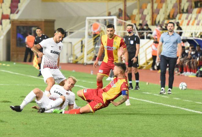 Öznur Kablo Yeni Malatyaspor: 2 Gaziantep FK: 0