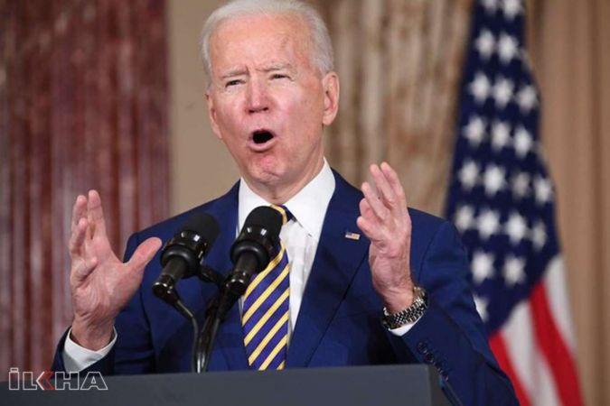 ABD Başkanı Biden Kabil'deki havaalanına yeni bir saldırı yapılacağını duyurdu