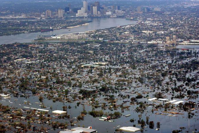 ABD'de Ida Kasırgası alarmı: On binlerce kişi tahliye ediliyor