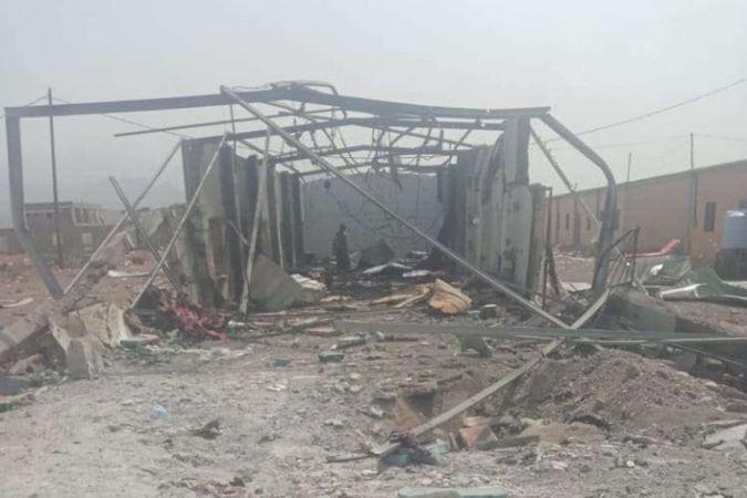 Yemen'de askeri üsse saldırı: 40 ölü 60 yaralı