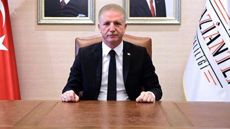 Gaziantep Valisi Davut Gül'den 30 Ağustos Zafer Bayramı mesajı
