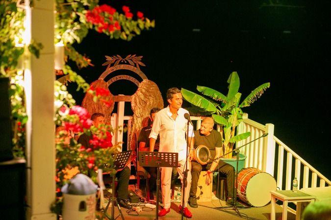 Türk sanat müziğiyle Bodrum'u inletti