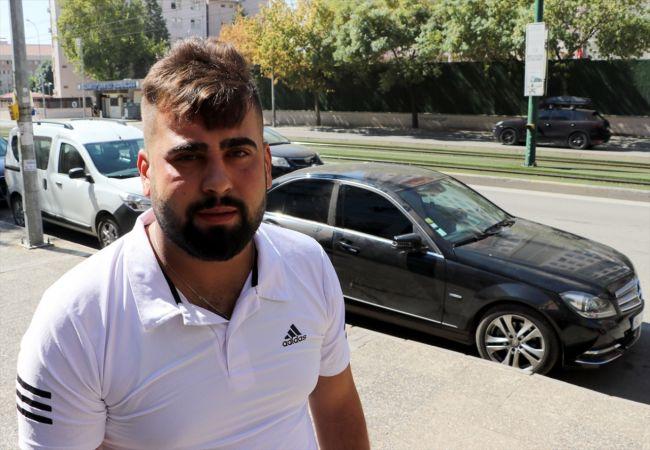 Gaziantep'te gurbetçinin aracından içinde altın ve döviz bulunan çanta çalındı