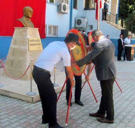 Araban'da 30 Ağustos Zafer Bayramı törenle kutlandı