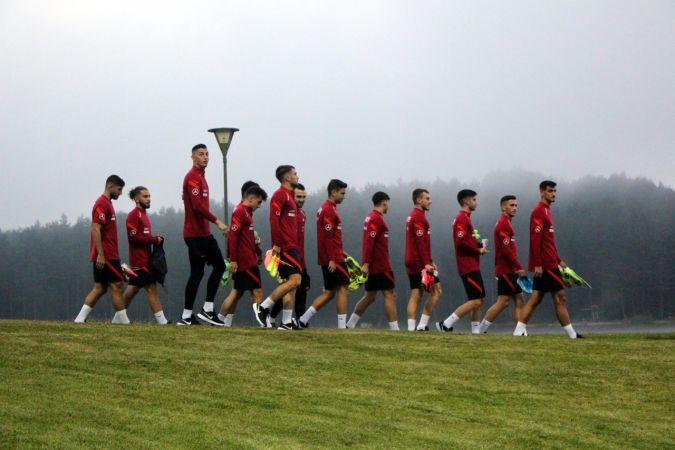 Ümit Milli Takım Teknik Direktörü Tolunay Kafkas: Hedefimiz Avrupa Şampiyonası finallerine katılmak