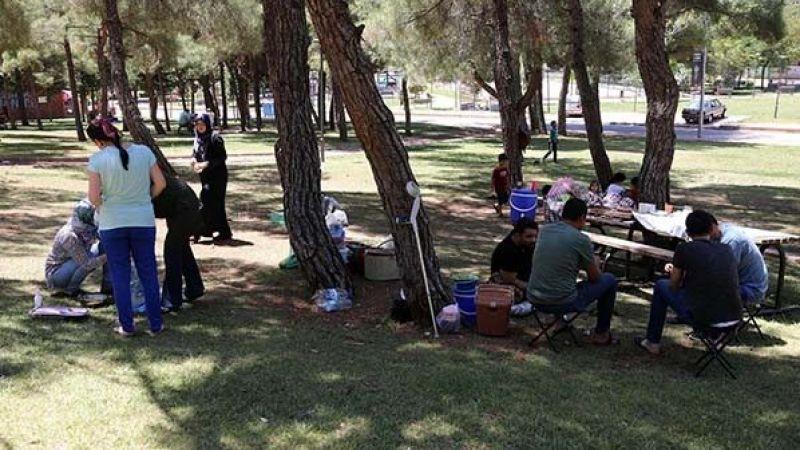 Gaziantep'teki mesire ve piknik alanları kullanıma açılıyor