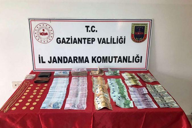 Gaziantep'te ziynet eşyası ve para çalan şüpheli yakalandı