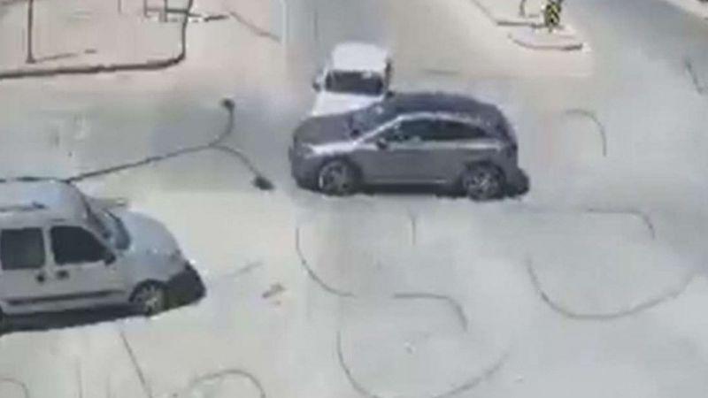 Gaziantep'te trafik kazaları mobeseye yansıdı