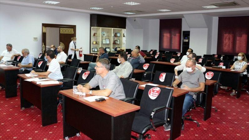 Nizip'te zeytin sektörüne yönelik eğitim düzenlendi