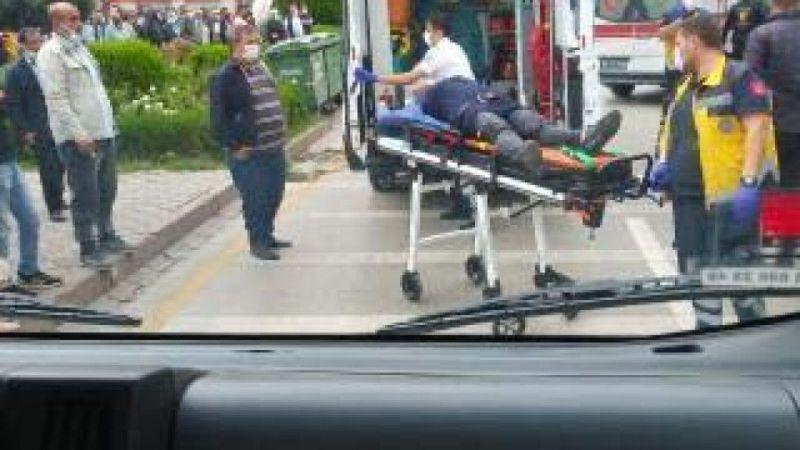 Eşinin çalıştığı restorana pompalı ile ateş etti: 3 yaralı