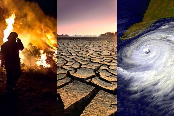 İklim kaynaklı felaketler nedeniyle 17 bini aşkın kişi hayatını kaybetti