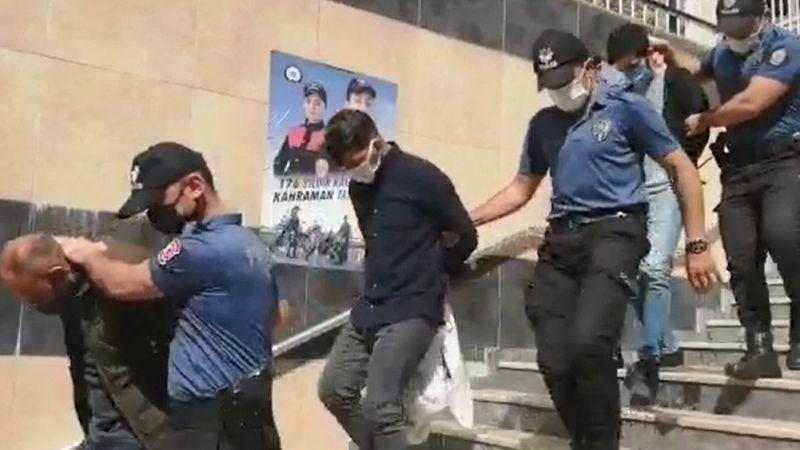 İranlı iş adamını kaçırıp kripto paralarını gasbettiler