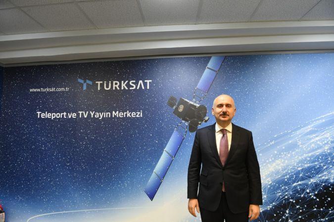 Türkiye'nin milli haberleşme uydusu Türksat-6A'yı 'SpaceX' fırlatacak