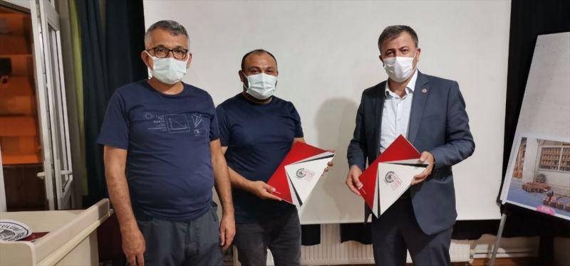 Gaziantep Fotoğraf Sanatı Derneği sezon açılışını kuşlarla yaptı