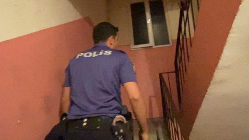 'Hırsız ev içerisinde' ihbarı polisi ve vatandaşları harekete geçirdi
