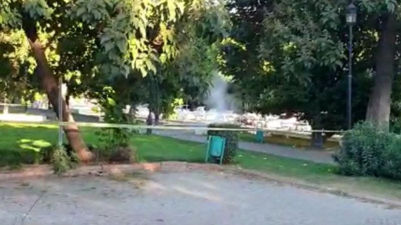 İçişleri: Gaziantep'te bombalı eylem engellendi