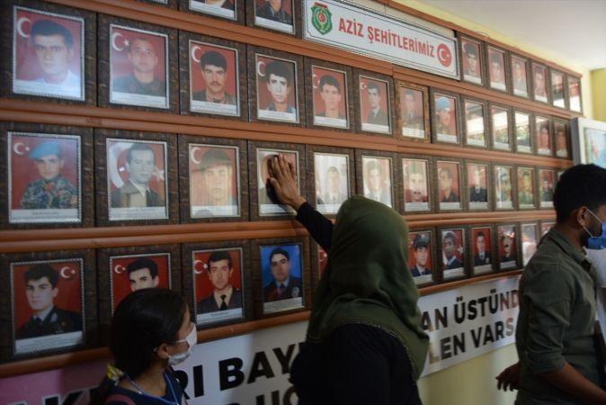 İslahiye'de 19 Eylül Gaziler Günü dolayısıyla tören düzenlendi