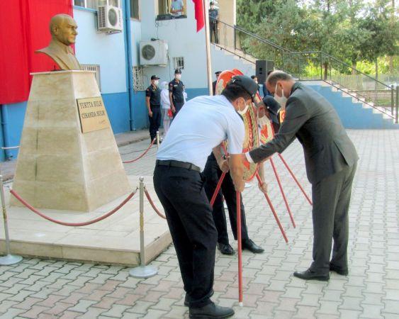 Araban'da 19 Eylül Gaziler günü törenle kutlandı