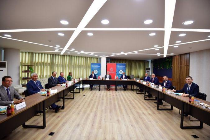 İKA yönetim kurulu toplandı