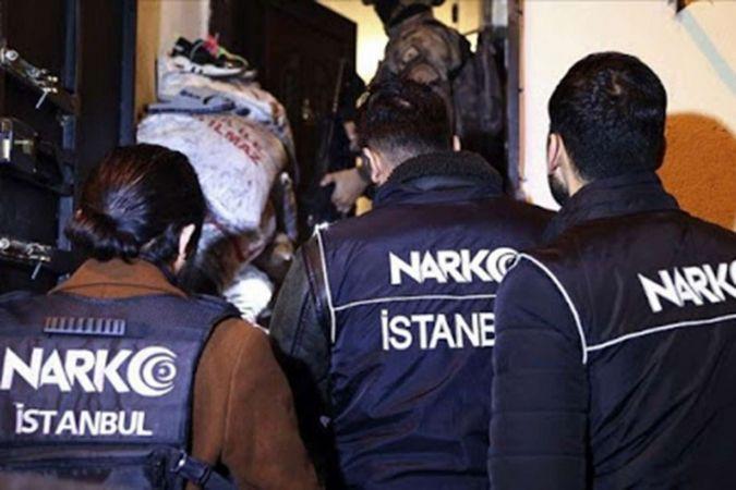 74 ilde uyuşturucu operasyonu: 3912 gözaltı