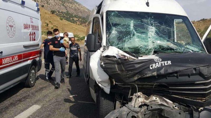 Yılın ilk 7 ayında 217 bin kaza yaşandı