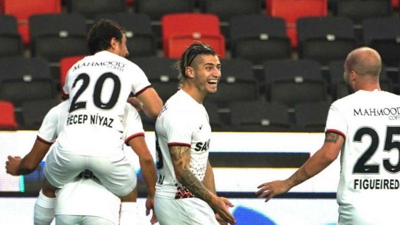Süper Lig: Gaziantep FK: 1 - Başakşehir: 0 (Maç sonucu)