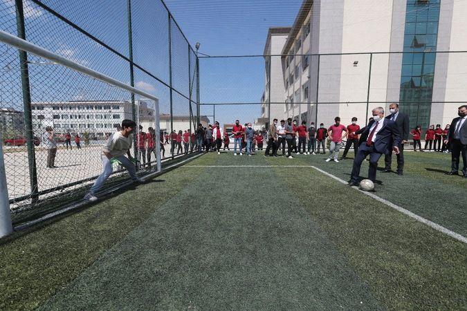 Şahinbey'de sporu seven nesil yetişiyor