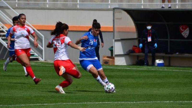 TFF Kadınlar ligi açıklaması