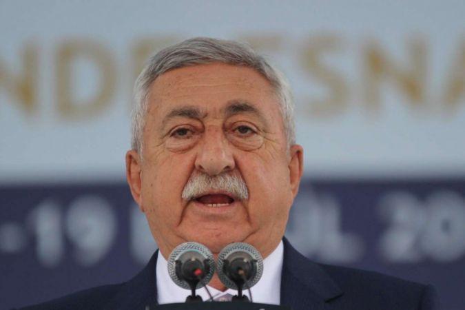 TESK Başkanı Palandöken: Perakende yasası bir an önce güncellenmeli