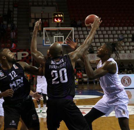 Gaziantep Basketbol - HDI Sigorta Afyon Belediyesi