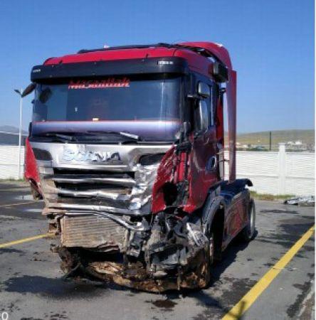 TIR şebekesi üyeleri, araçları 'teker', hasar kaydını 'çerez' olarak şifrelemiş