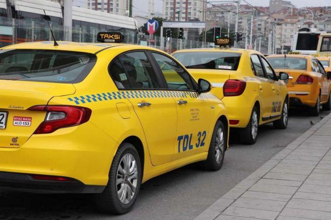 81 il valiliğine ticari taksi denetimleri genelgesi gönderildi