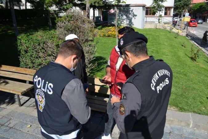 Türkiye Güven Huzur Uygulaması'nda 1156 şüpheli yakalandı