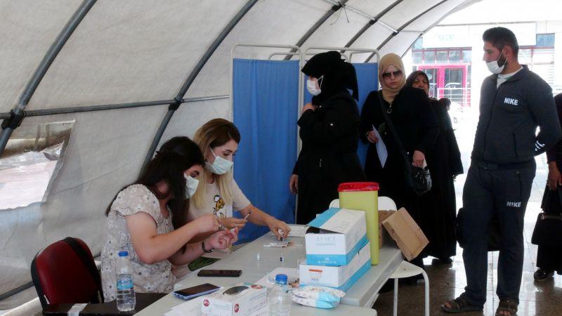 Kilis'te, koronavirüsten hastaneye yatanların yüzde 92'si aşısız