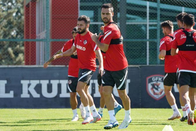 Gaziantep, Altay maçı hazırlıklarını sürdürdü