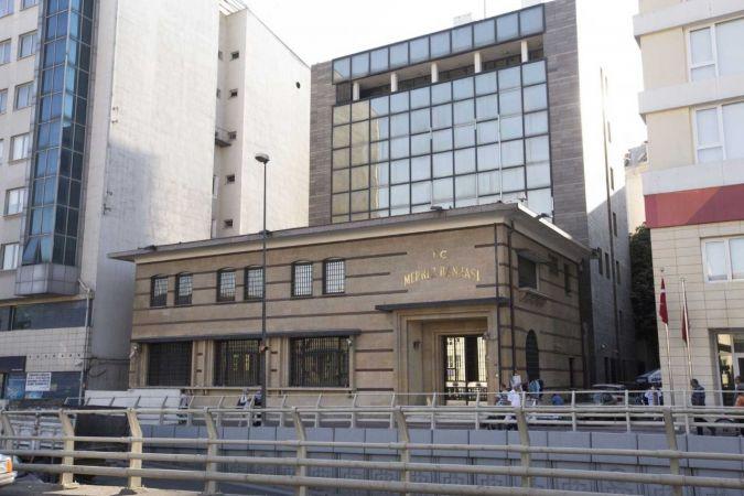 Merkez Bankası Restorasyon Projesi süreklilik ödülü