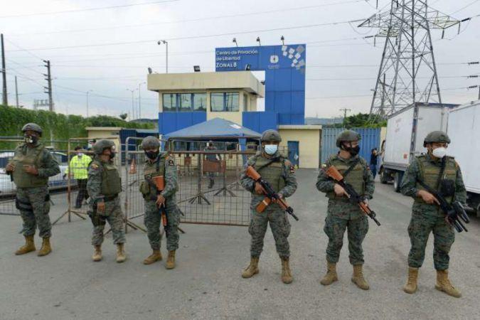 Cezaevinde çatışma: 24 ölü