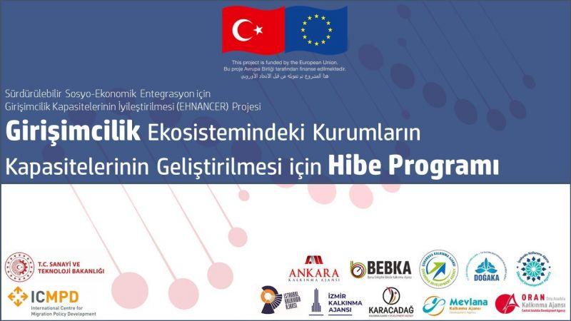 Girişimcileri destekleyenlere 30 bin euro