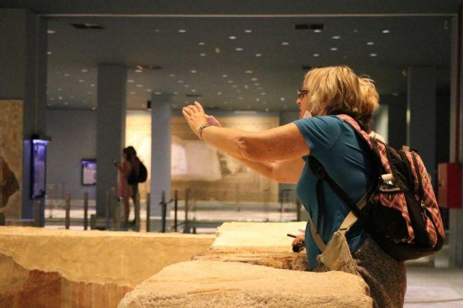 Mozaik Müzesi 9 ayda 145 bin turisti ağırladı