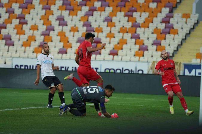 Yeni Malatyaspor: 0 - Gaziantep FK: 1