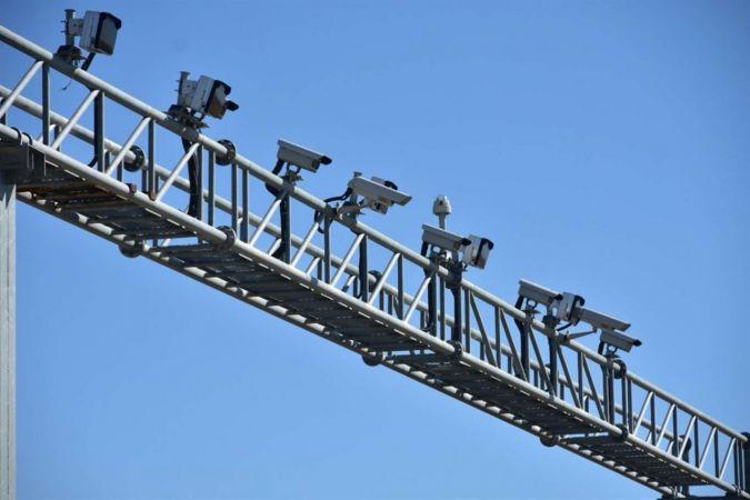 Gaziantep'teki trafik kazaları kameralara yansıdı