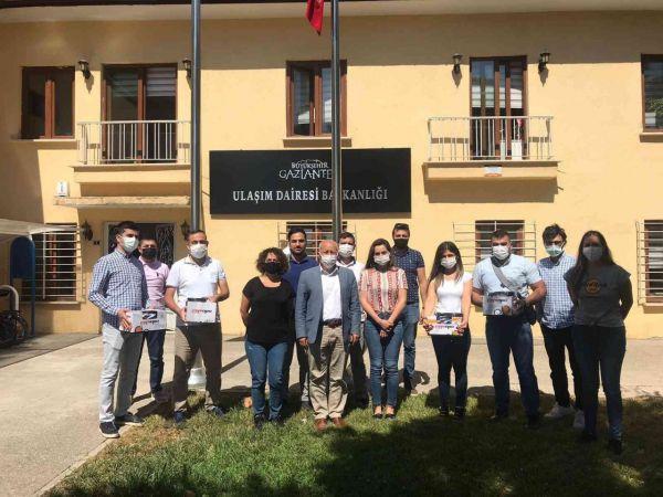 Büyükşehir Türkiye'de ilk ''Bisiklet dostu işveren'' ünvanını aldı